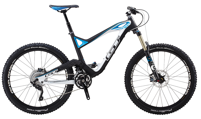 All Mountain, 27.5 M FORCE CARBON PRO M RAW/WHITE/BLUE