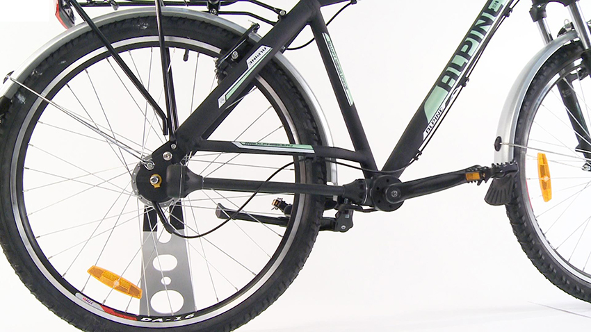 Кардан для велосипеда своими руками