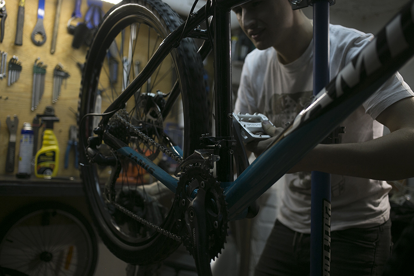 Как правильно ухаживать за своим велосипедом