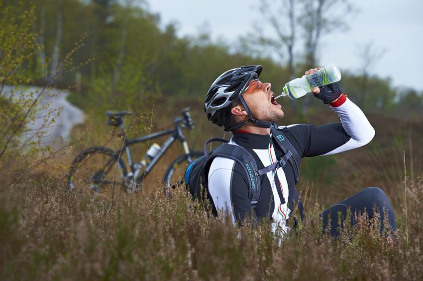 Необходимость питья при длительном катании