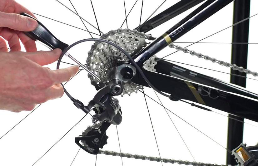 Настройка скоростей на велосипеде своими руками