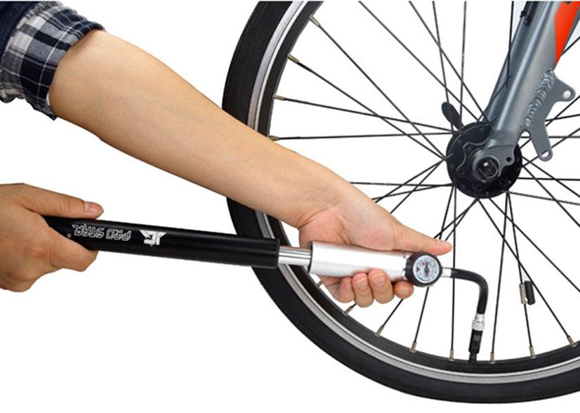 на сколько psi качать колеса велосипеда