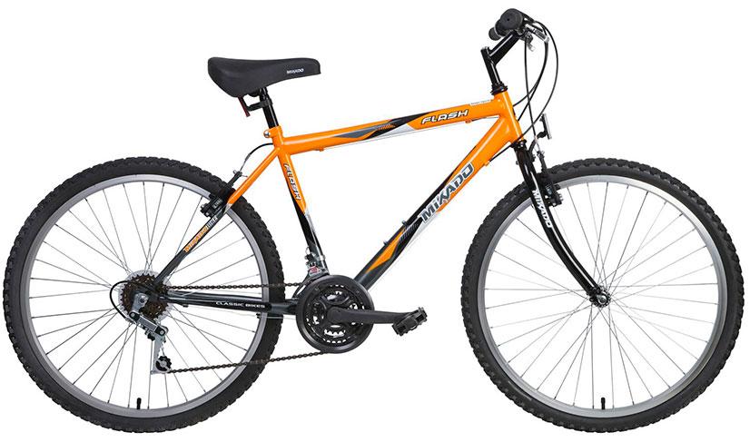 Горный велосипед Mikado Flash - характеристика модели и отзывы