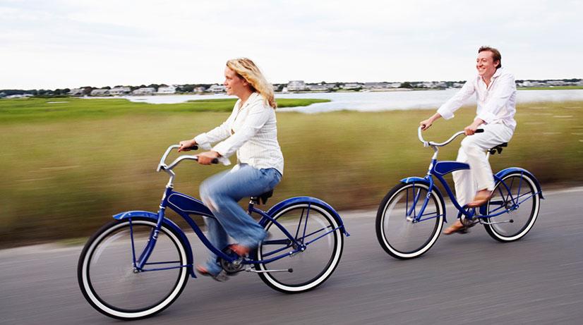 Воздействие велосипеда на потенцию