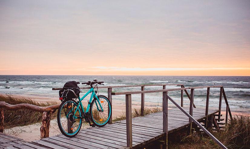 Длительные расстояния на велосипеде: польза и подготовка