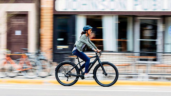 Особенности велосипедов с мотором