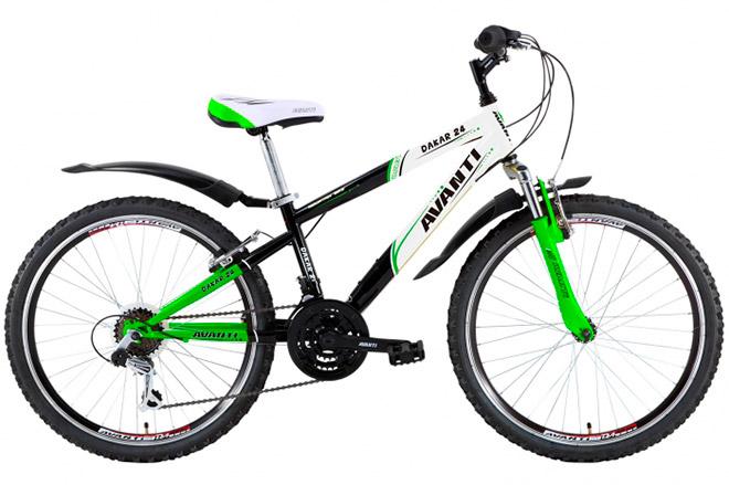 Велосипед для мальчиков Avanti Dakar 24