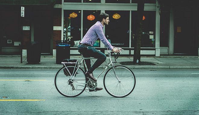 Меры предосторожности при катании на велосипеде