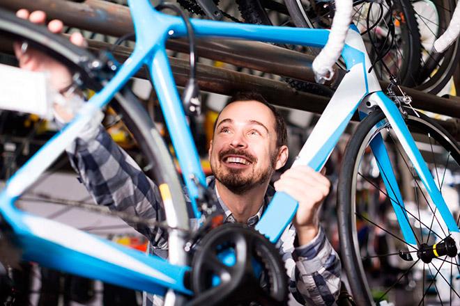 Выбор рамы для велосипеда