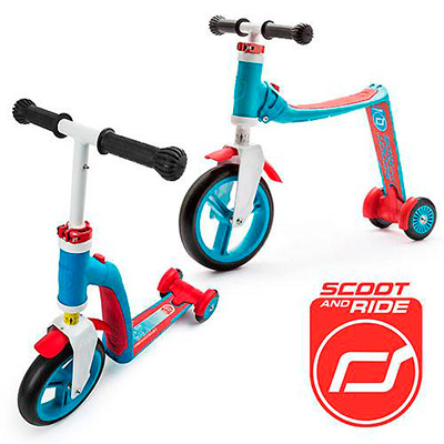 Scoot & Ride Highway Baby Plus