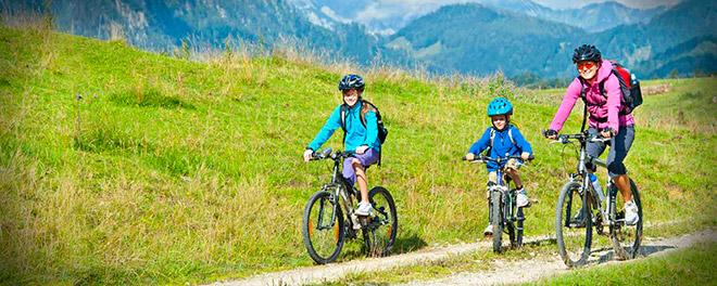 Как правильно настроить велосипед ребенку?