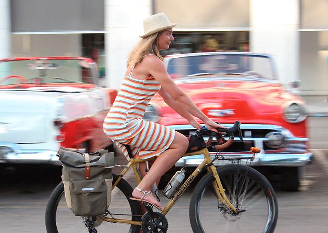 Сумки для багажника на велосипеде