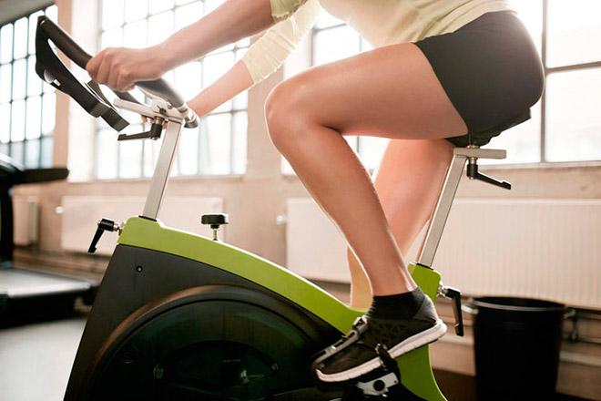 Эффективность занятий на велотренажере