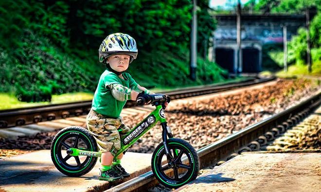 Как выбрать велобег для детей от 2 года - советы