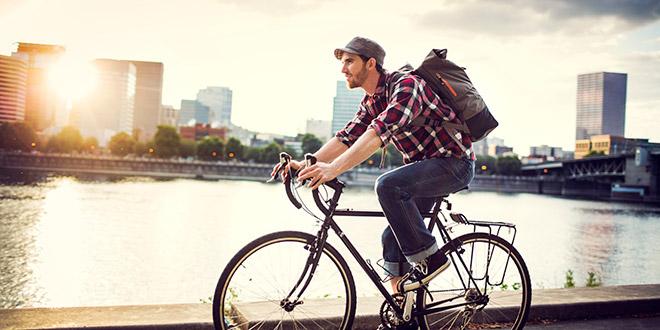 Поведение велосипедистов