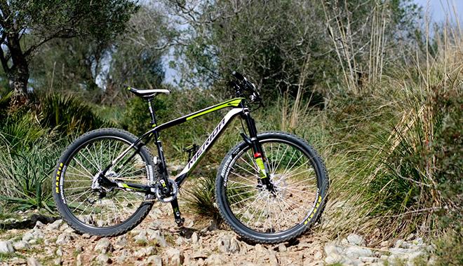 Горные велосипеды Мерида – описание