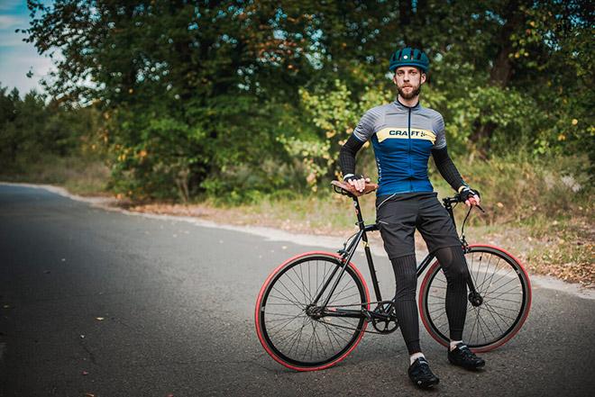 Виды термобелья для велосипедистов