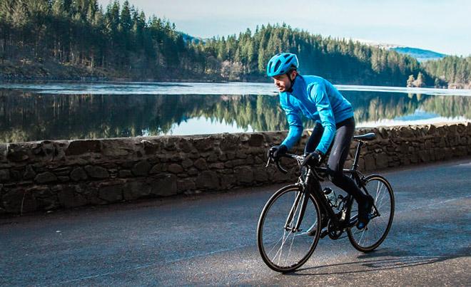 Компрессионное белье для езды на велосипеде