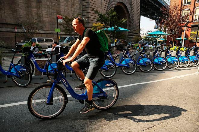 Модель поведения велосипедиста