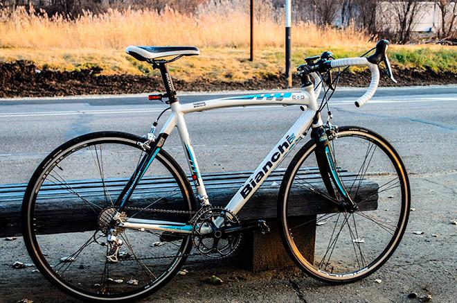 Виды скоростных велосипедов, фото