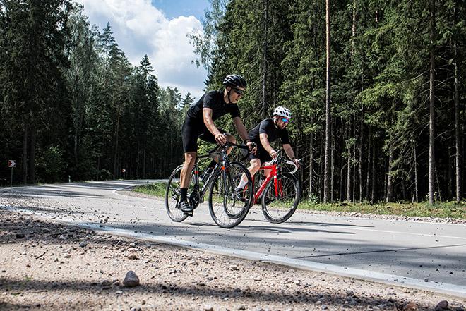 Какие факторы влияют на скорость велосипеда?