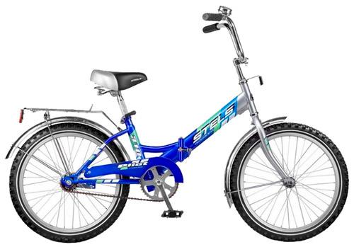 Складной велосипед Стелс Пилот 310