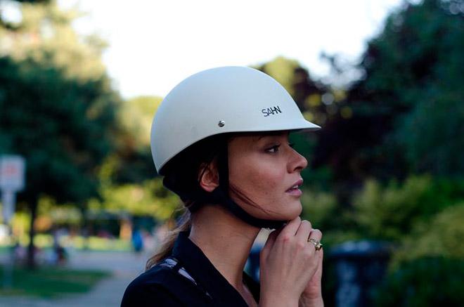 Как правильно носить велосипедный шлем?