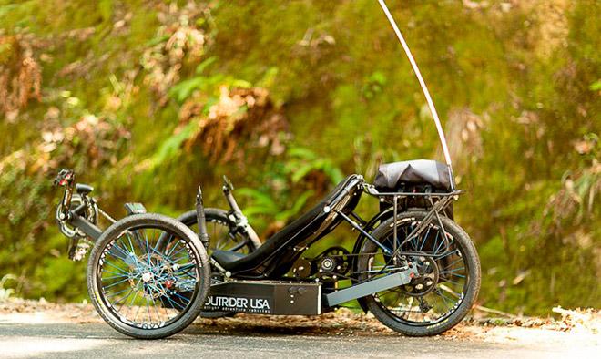 FFR Trikes 422 Alpha