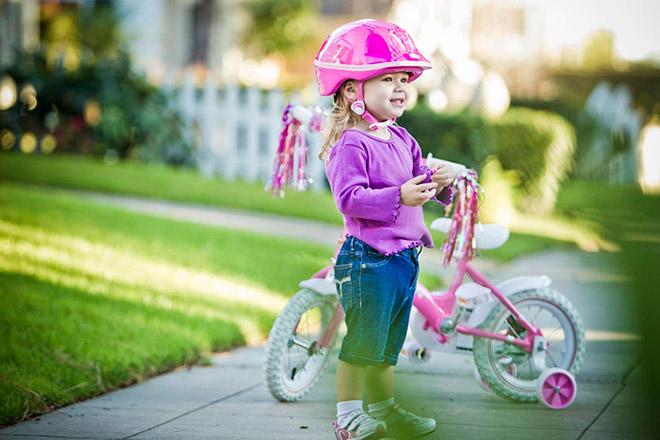 Велосипед для детей 3-5 лет
