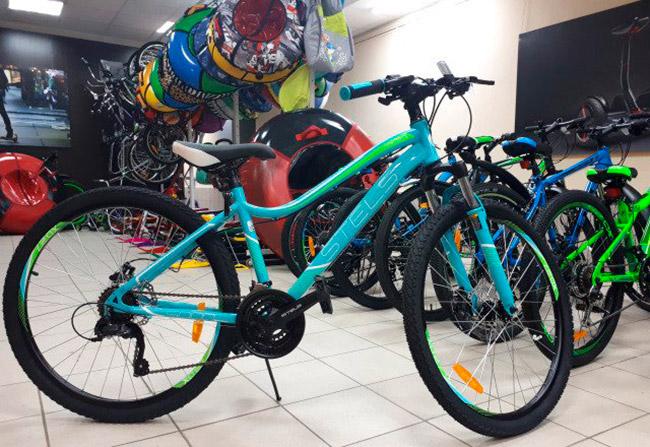 Велосипед Стелс 5000 Мисс