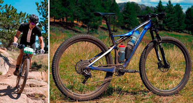 Велосипед Specialized Epic S-Works
