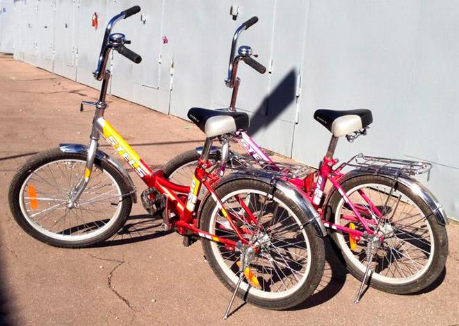 велосипеды стелс 310