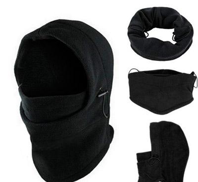 Балаклава-шарф