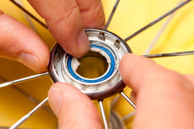 Виды велосипедных подшипников