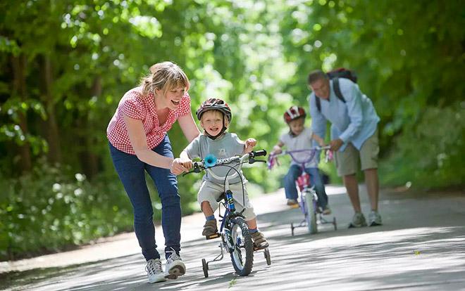 Детский велосипед Мерида