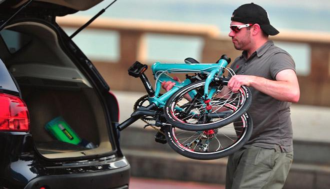 Складной велосипед, как выбрать?