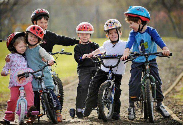 Есть ли разница между велосипедом для девочек и мальчиков?