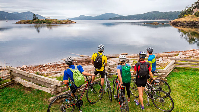 Онлайн-карты для велопрогулок
