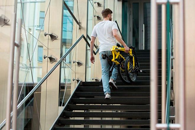 Преимущества складных велосипедов