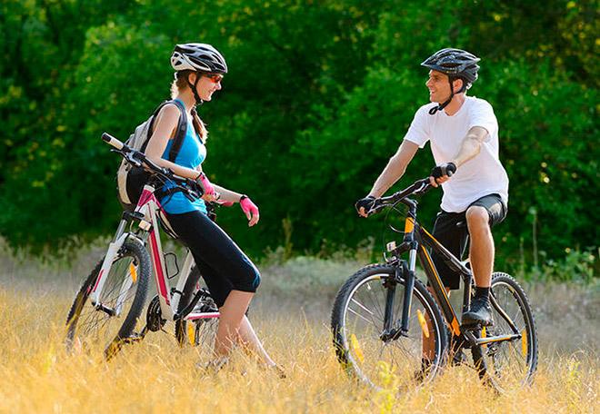 Шлемы для велосипеда
