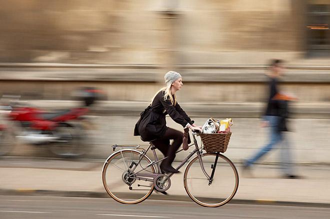Ограничения и запреты для велосипедиста