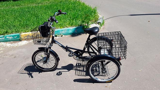 Doonkan Trike 500w