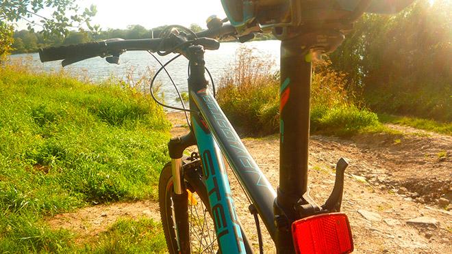 Отзывы о велосипеде Стелс
