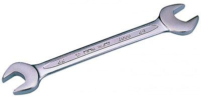 Рожковый ключ на 15 и 14 мм