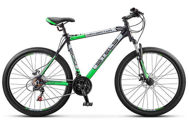 Велосипед Стелс Навигатор 600