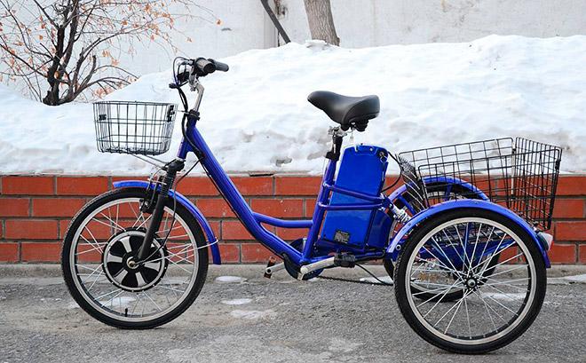 Конструкция и характеристики велосипеда