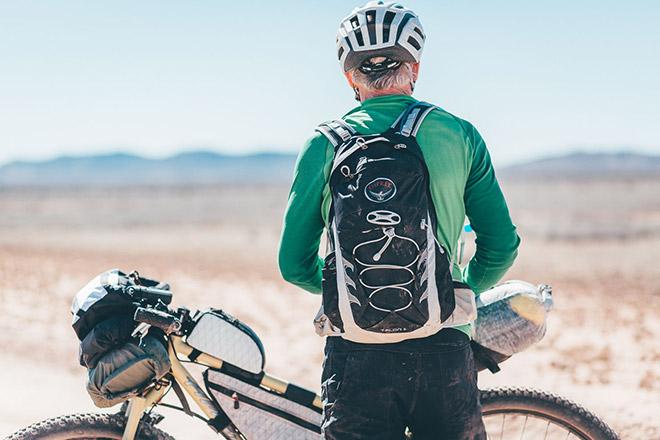 Велосипедный рюкзак для велосипеда