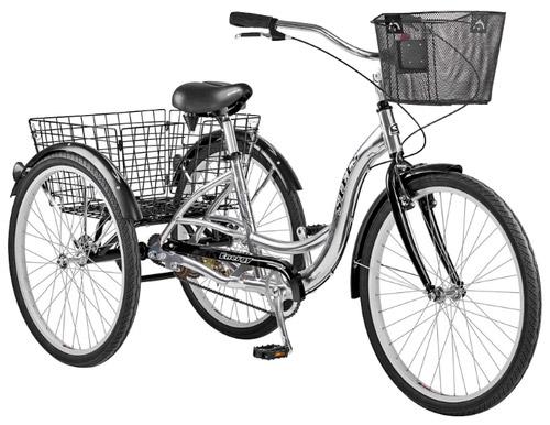Трехколесный велосипед Стелс Energy