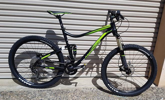 Велосипед Merida One Twenty 500