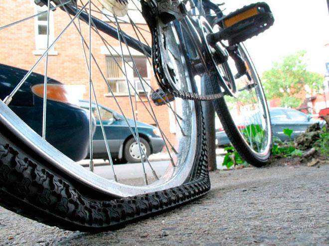 Признаки и причины неисправности ниппеля на камере велосипеда